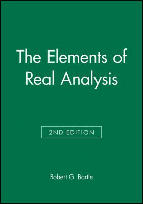 The Elements of Real Analysis - 2nd Edition