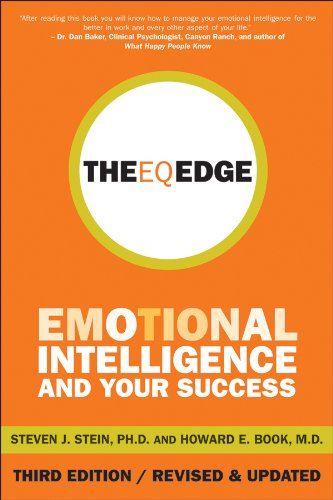 The EQ Edge: Emotional Intelligence and Your Success 9780470681619