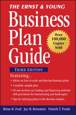 The Ernst & Young Business Plan Guide 9780470112694