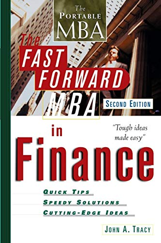 The Fast Forward MBA in Finance 9780471202851