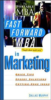 The Fast Forward MBA in Marketing 1546564