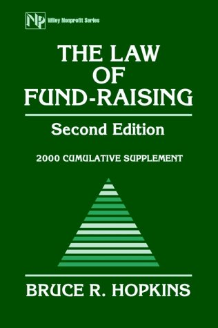The First Legal Answer Book for Fund-Raisers 9780471356196