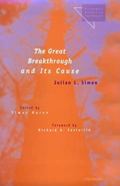 The Great Breakthrough and Its Cause 9780472110971