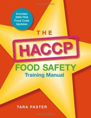 The HACCP Food Safety Training Manual 9780471784487