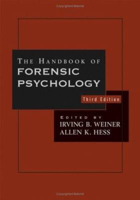 The Handbook of Forensic Psychology 9780471692324