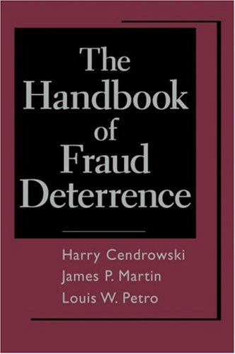 The Handbook of Fraud Deterrence 9780471931348