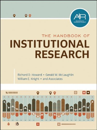 The Handbook of Institutional Research 9780470609538