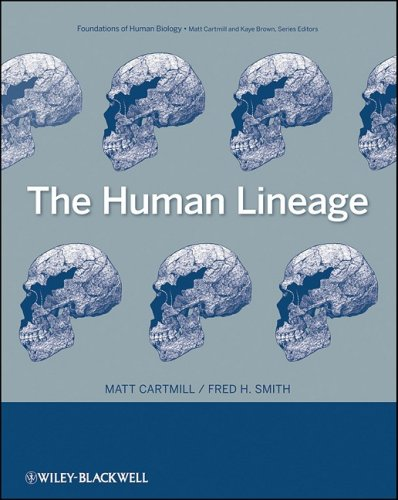 The Human Lineage 9780471214915
