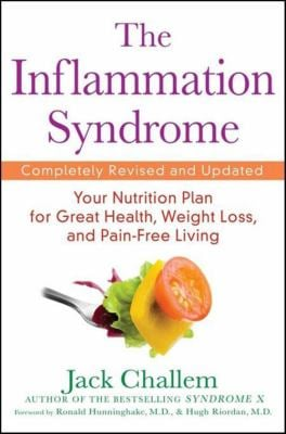 The Inflammation Syndrome: Your Nutrition Plan for Great Health, Weight Loss, and Pain-Free Living 9780470440858