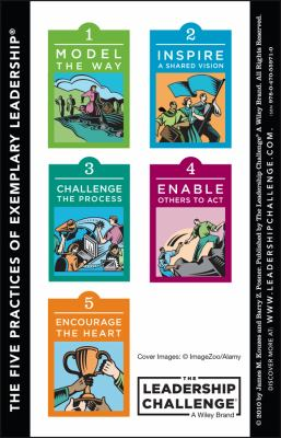 The Leadership Challenge Card, Side a: The Ten Commitments of Leadership, Side B: The Five Practices of Exemplary Leadership 9780470559710