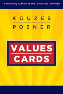 Values Cards 9780470559703