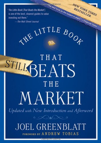 The Little Book That Still Beats the Market 9780470624159