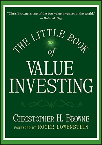 The Little Book of Value Investing 9780470055892