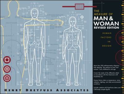 The Measure of Man and Woman: Human Factors in Design [With CDROM] 9780471099550