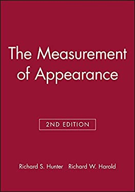 The Measurement of Appearance 9780471830061