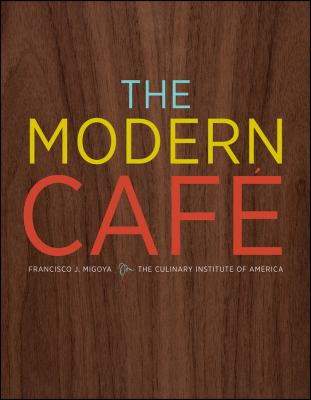 The Modern Cafe 9780470371343