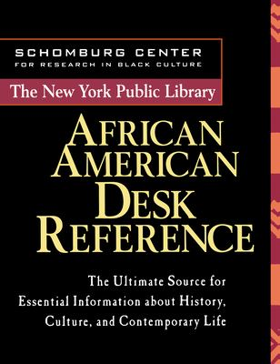 The New York Public Library African American Desk Reference 9780471239246