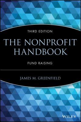 The Nonprofit Handbook: Fund Raising (Afp/Wiley Fund Development Series) 9780471403043
