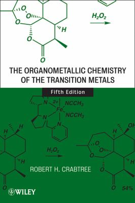 The Organometallic Chemistry of the Transition Metals 9780470257623
