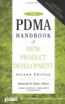 The Pdma Handbook of New Product Development 9780471485247