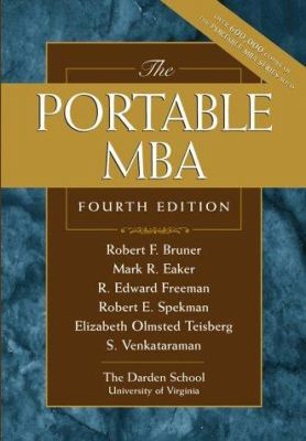 The Portable MBA 9780471222842