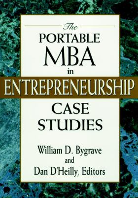 The Portable MBA in Entrepreneurship Case Studies 9780471182290