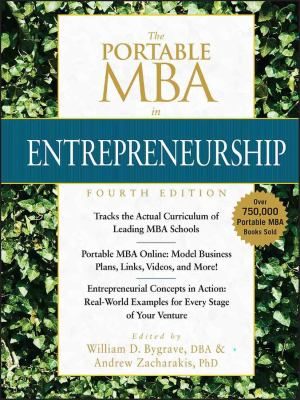 The Portable MBA in Entrepreneurship 9780470481318