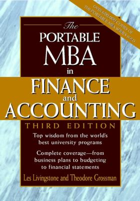 The Portable MBA in Finance and Accounting 9780471061854