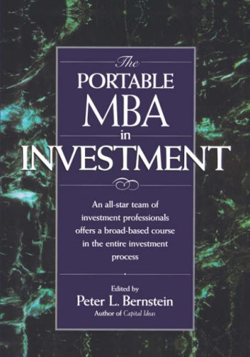 The Portable MBA in Investment 9780471106616