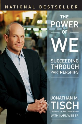 The Power of We: Succeeding Through Partnerships 9780471741053