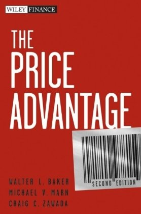The Price Advantage [With Access Code] 9780470481776