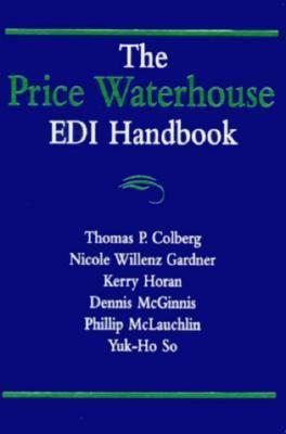 The Price Waterhouse EDI Handbook 9780471107538