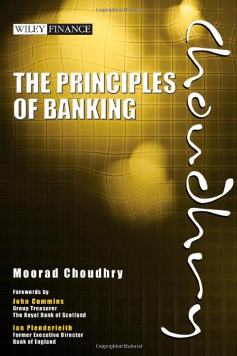 The Principles of Banking 9780470825211