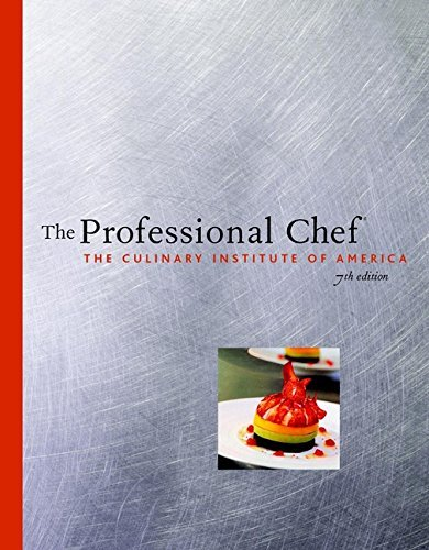 The Professional Chef 9780471382577