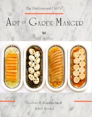 The Professional Chef's Art of Garde Manger 9780471284895