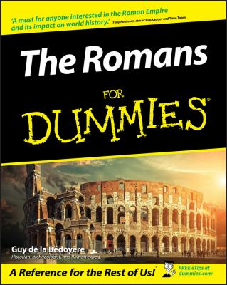 The Romans for Dummies 9780470030776