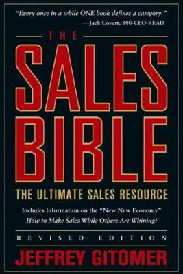 The Sales Bible: The Ultimate Sales Resource 9780471456292