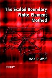 The Scaled Boundary Finite Element Method 1560454