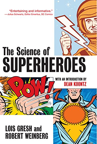 The Science of Superheroes 9780471024606