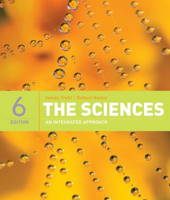 The Sciences: An Integrated Approach 9780470118542