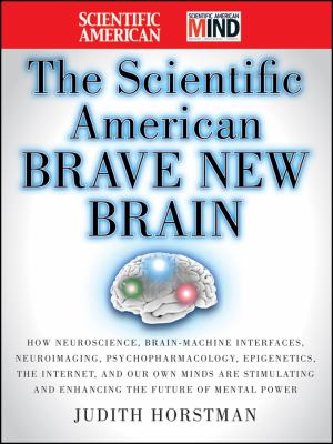 The Scientific American Brave New Brain 9780470376249