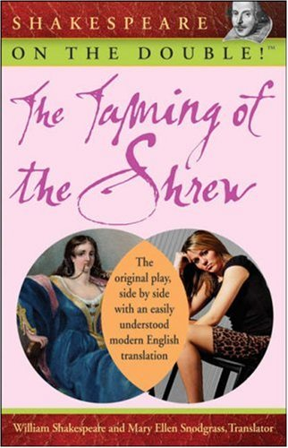 The Taming of the Shrew 9780470212769