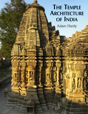 The Temple Architecture of India 9780470028278