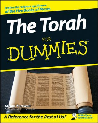 The Torah for Dummies 9780470173459