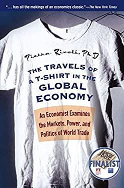 thesis of the travels of at-shirt in the global economy The travels of a t-shirt in the global economy: an economist examines the  i  spoke to professor per pinstrup-andersen, wang's dissertation advisor at cornell.