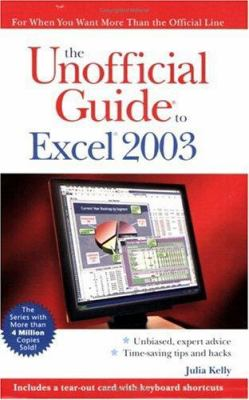 The Unofficial Guide to Excel 2003 9780471763215