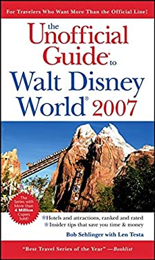 The Unofficial Guide to Walt Disney World 9780471790327