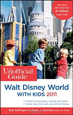 The Unofficial Guide to Walt Disney World with Kids 9780470632376