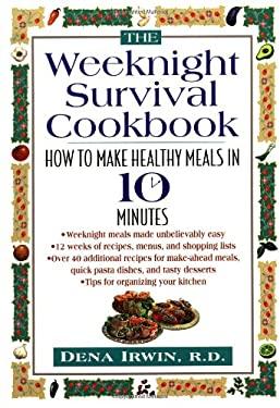 The Weeknight Survival Cookbook