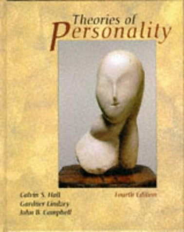 Theories of Personality 9780471303428